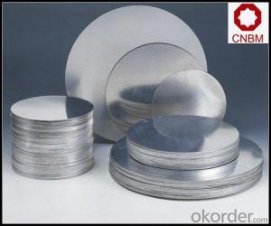 Deep Drawing CC Cookware Aluminum Circle Sheet