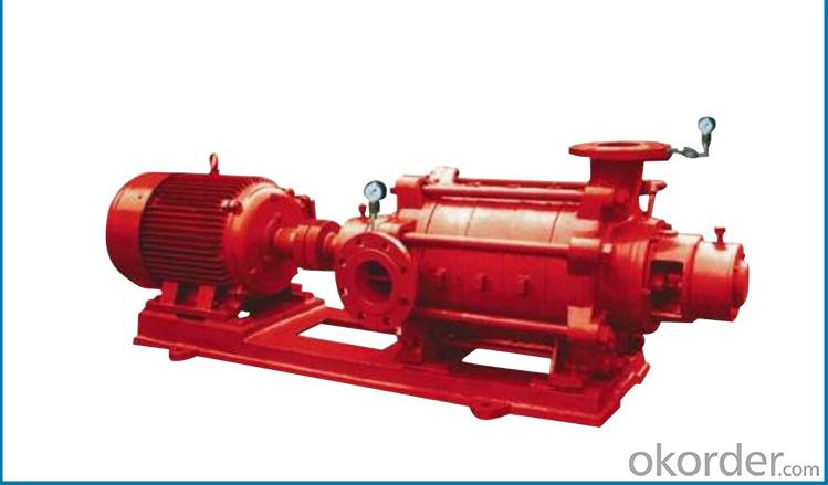 Fire Pump Cast Iron High Flow  High Quality
