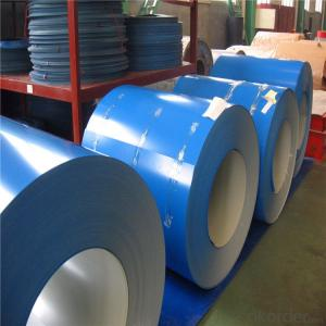 High Strength Color Coated Galvanized Steel Coils SGCC PPGI