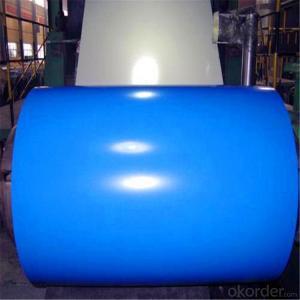 Prime Pre-painted Galvanized Steel Coil PPGI