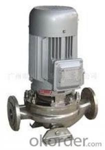 Water Centrifugal Pump Electric  Single-Stage Pump