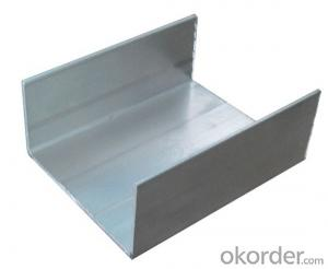 Aluminium Profile of Good Quality with Anodizing