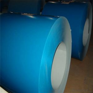 China Supplier Color Coated Galvanized Steel Coil Prime PPGI