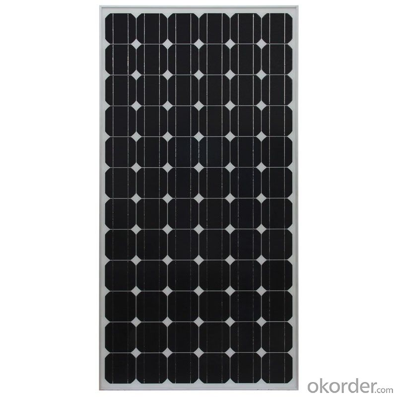 200W Mono Solar Panel with High Efficiency