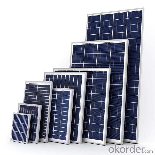 50W Mono Solar Panel, High Efficiency Solar Panel