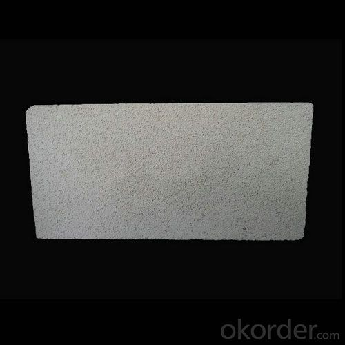 ISO Certificate Insulating Firebrick for Furnace