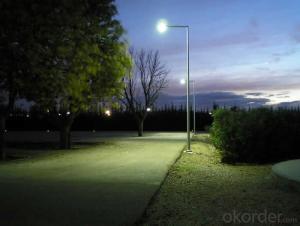 Energy-efficient Solar Cob Led Street Lights