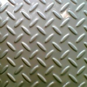 Hot Rolled Low Carbon Steel Checkered Plate/Sheet for Construction