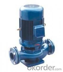 Vertical Diesel Stainless Steel Water Centrifugal Pump