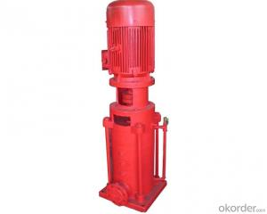 Fire Pump Cast Aluminum Electric High Pressure Pump