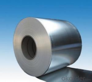 Mill Finished Aluminum Coils for Secondly Pass
