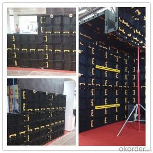 New building material formwork for concrete wall/ light weight concrete wall panels