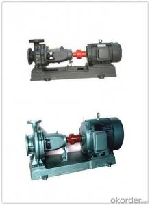 Cast Steel Centrifugal Pump Electric High Flow