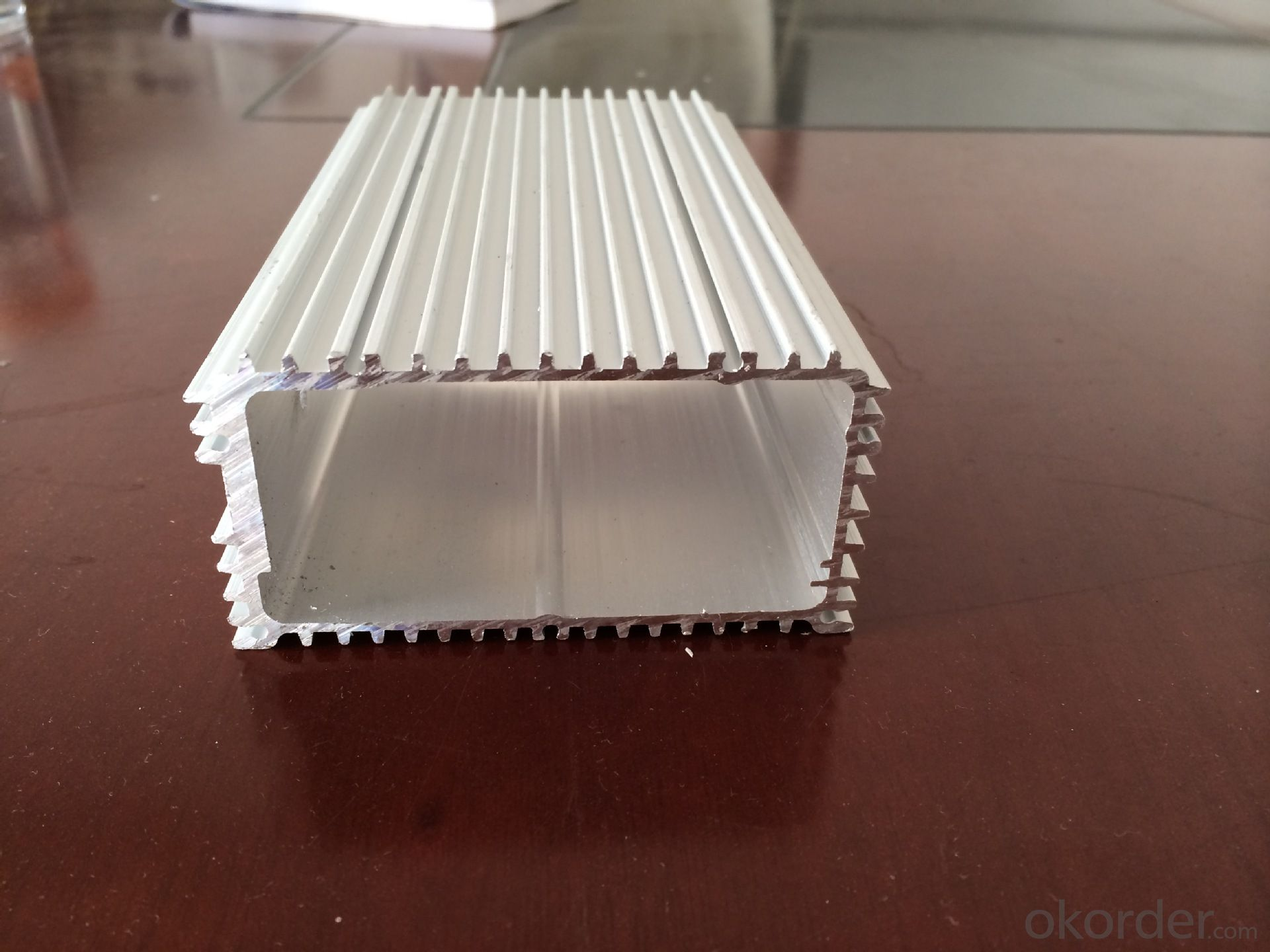 Aluminium Profile for Cars Auto-parts Good Quality