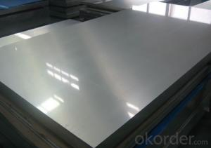 Aluminum Sheet Checkered / Sheet Embossing Sheet