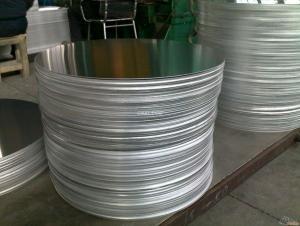 Aluminium Round Sheet/Aluminium Circle Plate