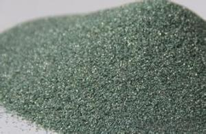 Green Silicon Carbide 3000# For Solar Energy , Abrasive