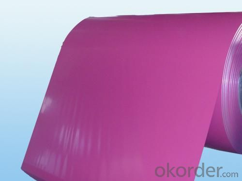 Color Prepainted Aluminium Sheets for Room Decoration