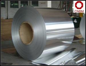 Aluminium Coil Used for Aluminium Sheet & Strip Producing
