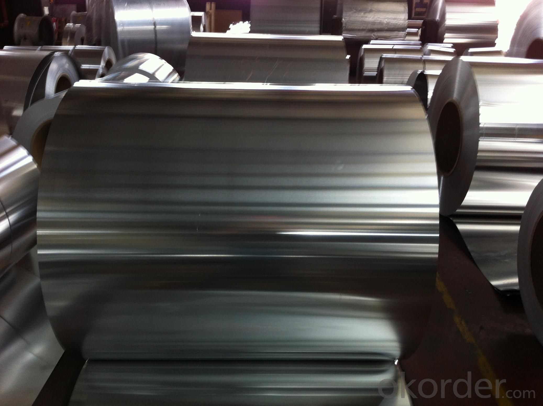 Continuous Rolling Aluminum Coils for Composite Panel