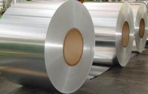 Insulation Aluminium Jumbo Rolls for Industrial Application