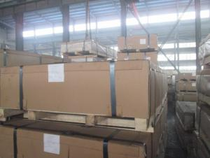 Aluminium Cold Rolled Sheet With Stocks In Warehouse