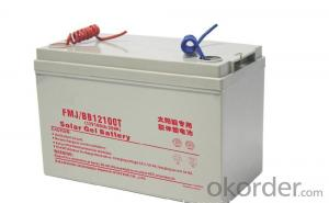Solar Power Storage Battery 12v 150ah Long Life Lead Acid Battery