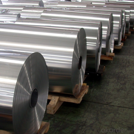 Aluminum Coil for Roofing Sheet and Panel