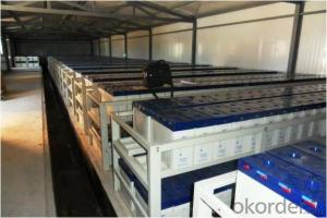Solar Power Storage Battery 2v 200ah Long Life Lead Acid Battery
