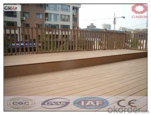 Wood Plastic Composite WPC Tiles Wood Composite 7mm Indoor