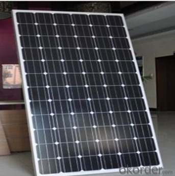 140KW CNBM Monocrystalline Silicon Panel for Home Using