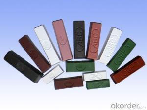 Brass Grind Bar to Copper Key Ring Polishing Wax