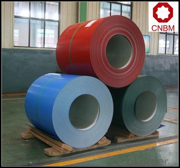 PVC Coated Aluminium Coil Alloy 1100 3003 5052