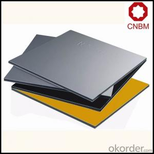 Gutter Roof Aluminium Composite Panel 1100 3003
