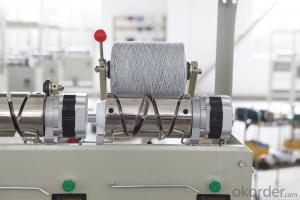 High Speed Vertical Soft Textile Winder Machine