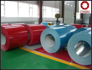 PE/PVDF Color Coated Aluminum Coil 0.6mm 3003 3105 5052