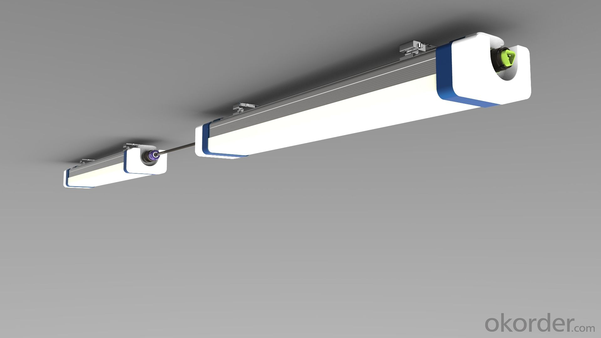 aluminum LED Tri-proof Light