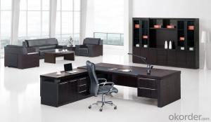 Manager Working Table with Classic Design