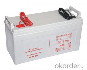 Solar Power Storage Battery 2v 1500ah Long Life Lead Acid Battery