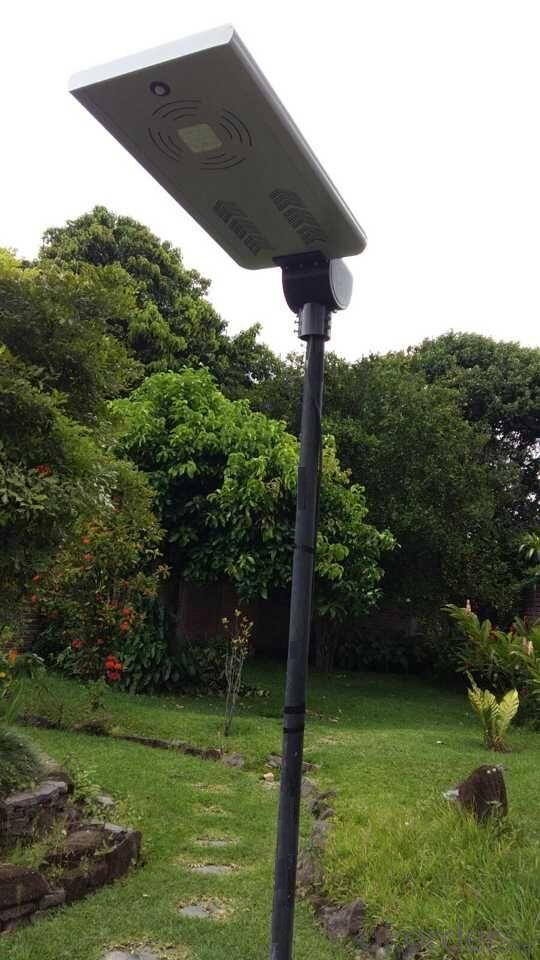 ZD-SR2015A High Lumen LED Solar Light For Street Waterproof lighiting