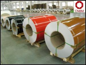 Color Coated Aluminum Coil with Various Thickness