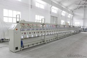 Semi-automatic Rewinding Machine for Rewinding Yarn