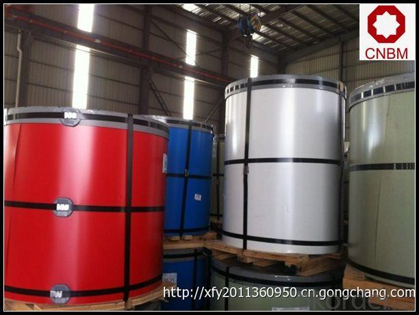 Coated Aluminum Coil for PP Caps 1100 3003