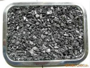 Calcine Anthracite in Good Quality for Steelmaking Industry