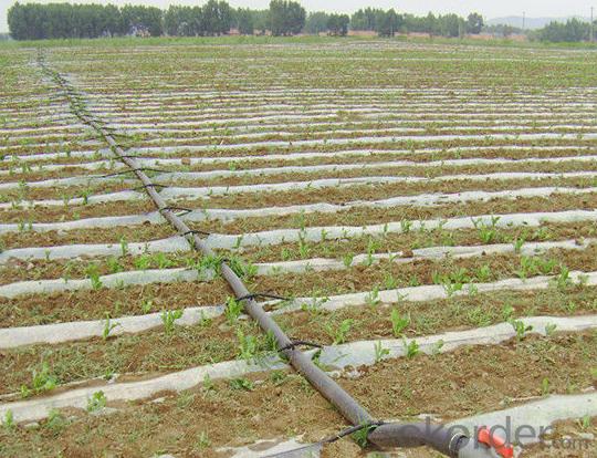 Irrigation Tape 16mm Inner Flat Emitter Type Drip Irrigation Tape