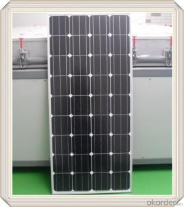 270Watt CNBM Solar Monocrystalline Series (250W—270W)