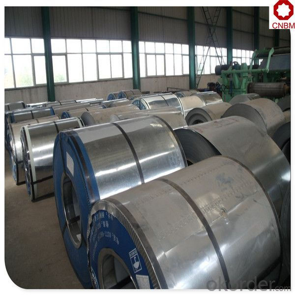 Galvanized steel coil in low price DX51D+Z
