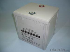 Solar Power Storage Battery 2v 500ah Long Life Lead Acid Battery