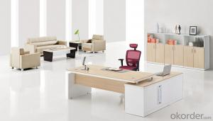 Office Desk Furniture MDF Material Board