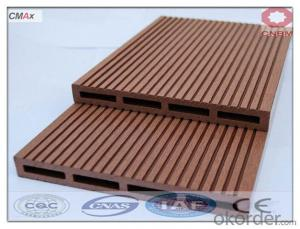 WPC Outdoor DIY Deck Tile Easy Install  for Your Private Garden